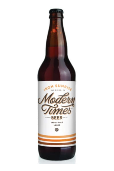 Modern Times Iron Sunrise