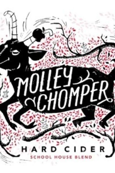 Molley Chomper School House Blend Cider