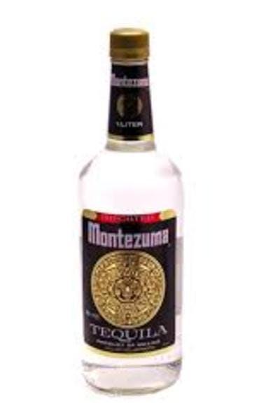 Montezuma Blue Tequila