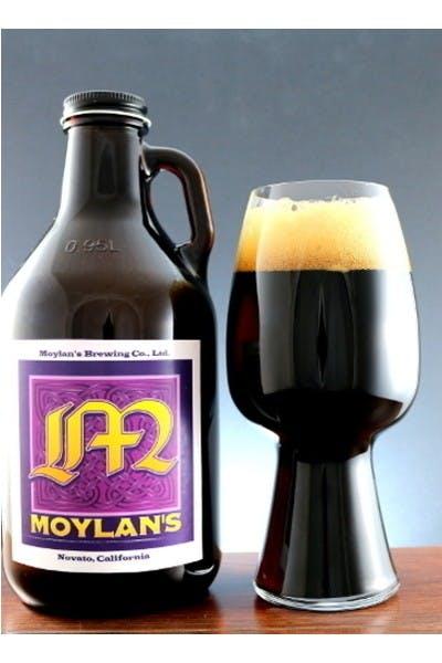 Moylan's Dragoons Dry Irish Stout