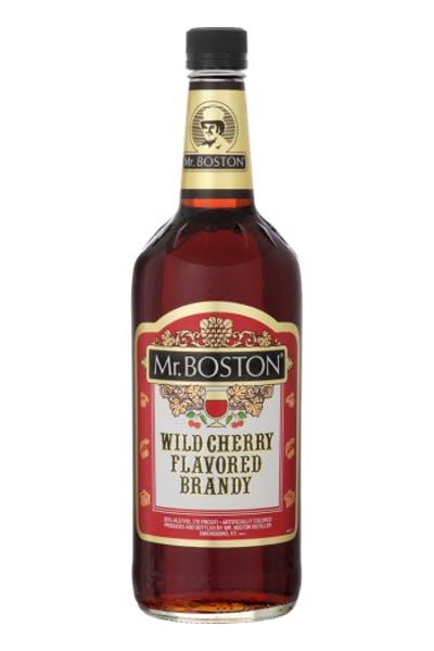 Mr Boston Wild Cherry Brandy