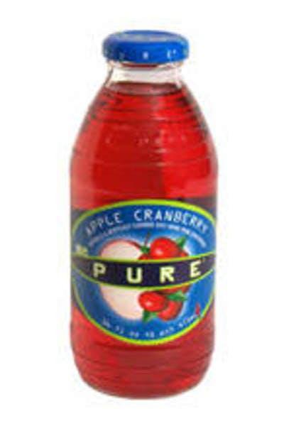 Mr Pure Apple Cranberry