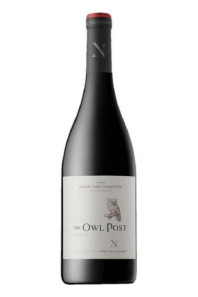 Neethlingshof The Owl Post Pinotage