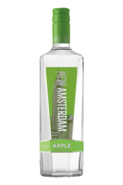 New Amsterdam Apple Vodka