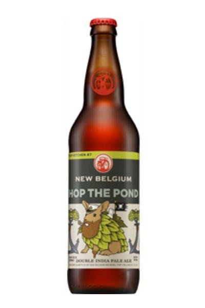New Belgium Hop The Pond