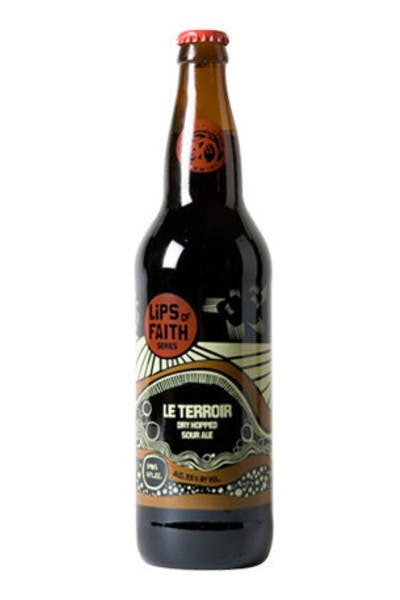 New Belgium Lips Of Faith Le Terrior