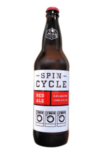 No-Li Spin Cycle Red Ale