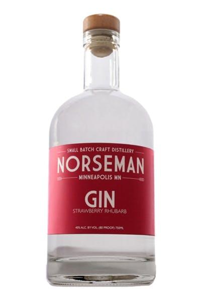 Norseman Strawberry Rhubarb Gin