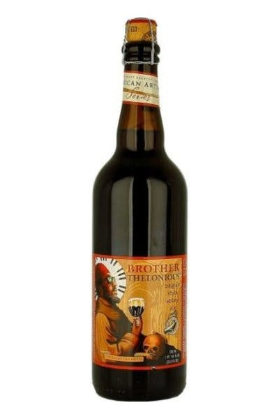 North Coast Brother Thelonious Belgian Abbey Ale