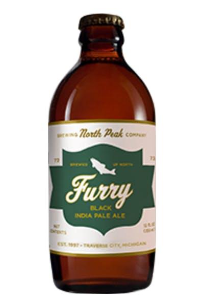 North Peak Furry Black India Pale Ale