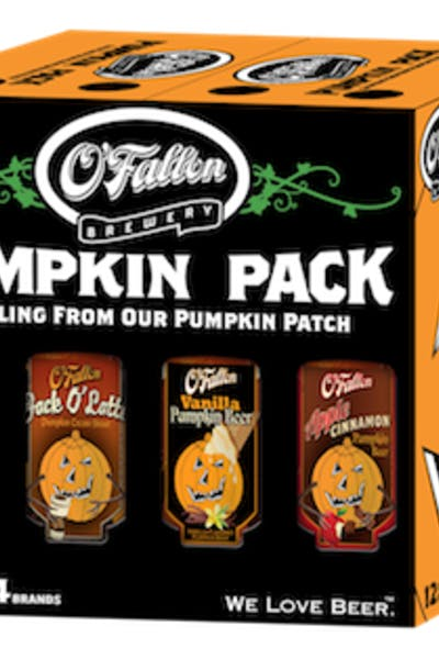 O'fallon Pumpkin Pack