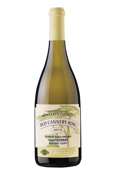 Old Cannery Row Chardonnay Raymond Ranch Monterey