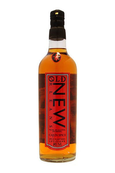 Old New Orleans Cajun Spiced Rum
