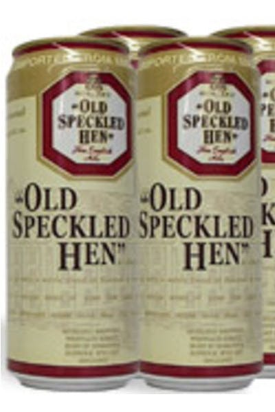 Old Speckled Hen Nitro