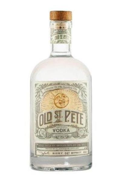 Old St. Pete Artisanal Vodka