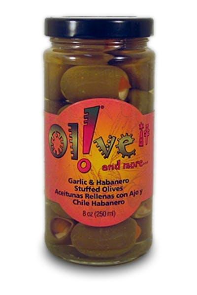 Olive It Habanero Olives