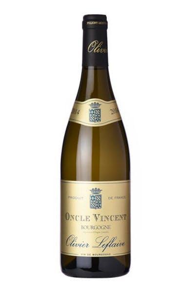Olivier Leflaive Oncle Vincent Bourgogne Blanc 2013