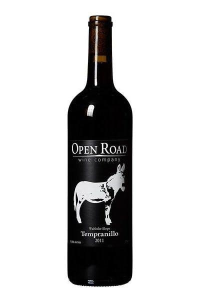 Open Road Tempranillo