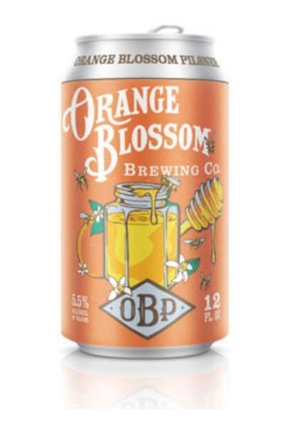 Orange Blossom Pilsner