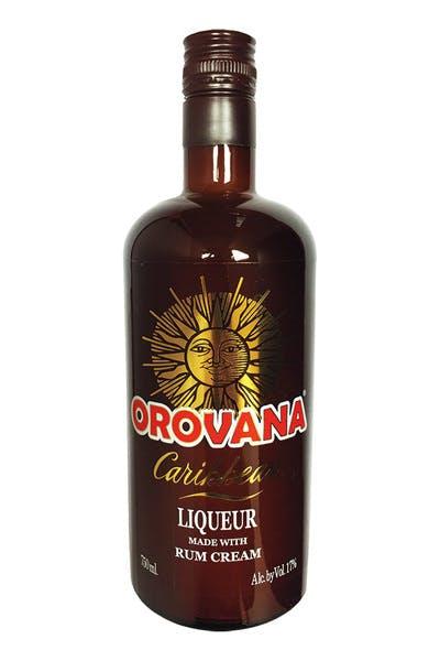 Orovana Rum Cream