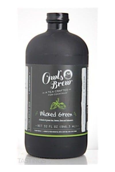 Owl's Brew Wicked Green Tea