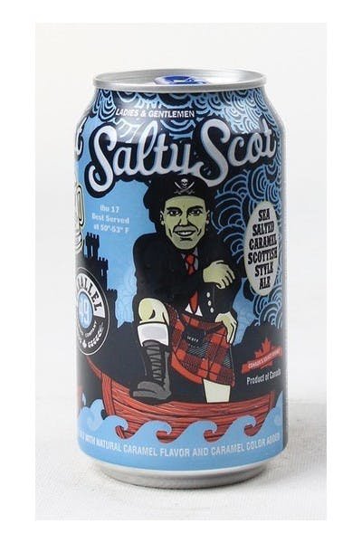 Parallel 49 Salty Scot 22oz Bottle