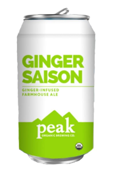 Peak Organic Ginger Saison