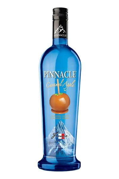 Pinnacle Caramel Apple Flavored Vodka