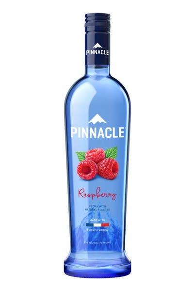 Pinnacle Raspberry Flavored Vodka