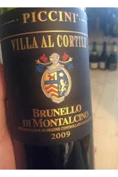 Poggio D'aquila Brunello 2009