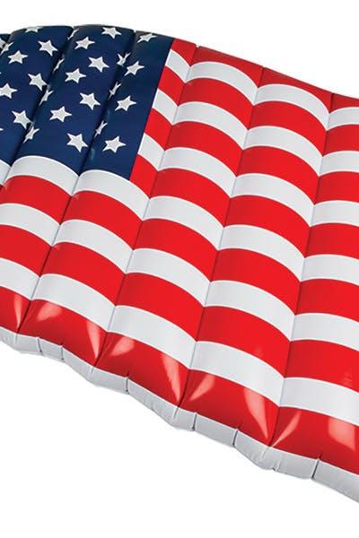 Pool Float   American Flag