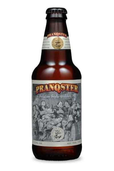 PranQster Belgian Style Golden Ale