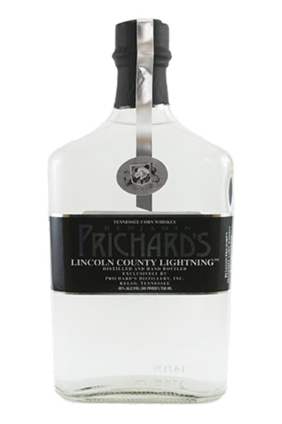 Prichards Lincoln County Lightning Corn Whiskey