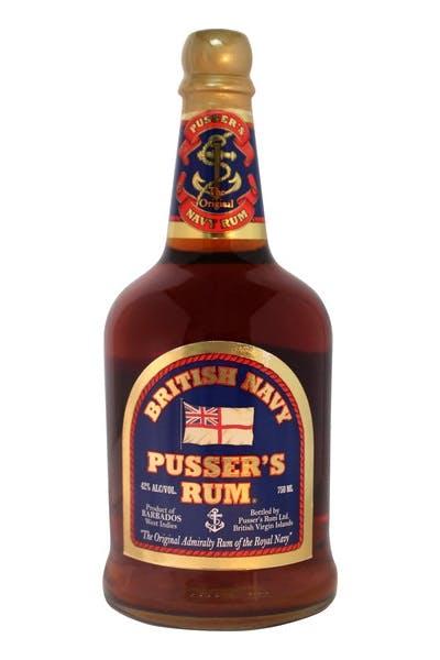 Pusser's Barbados Rum