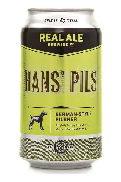 Real Ale Hans Pils
