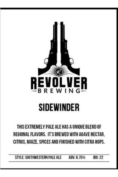 Revolver Brewing Sidewinder