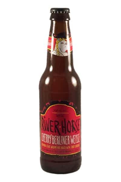 River Horse Cherry Berliner Weisse