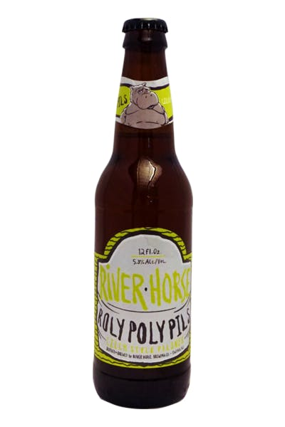 River Horse Roly Poly Pils
