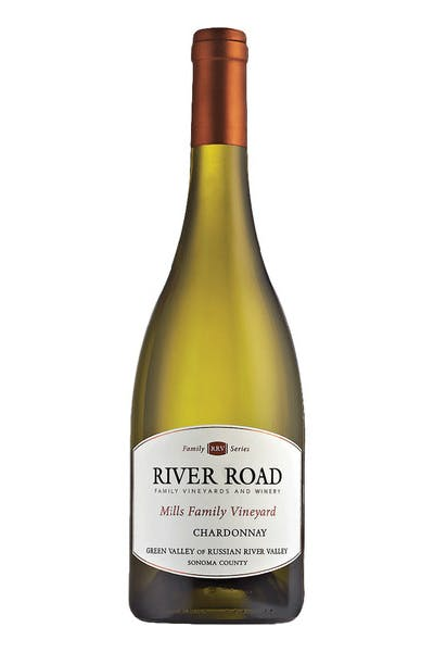 River Road Chardonnay Mills Russian River Valley