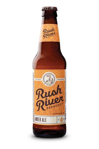 Rush River The Unforgiven Amber Ale
