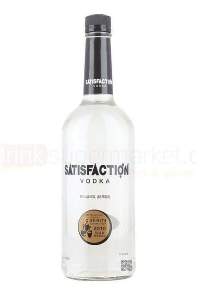 Satisfaction Vodka