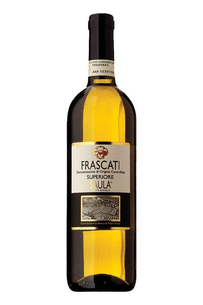 Saula Frascati White Label