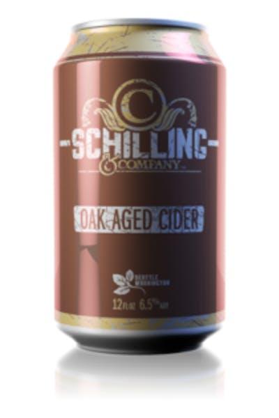 Schilling Oak Aged Cider