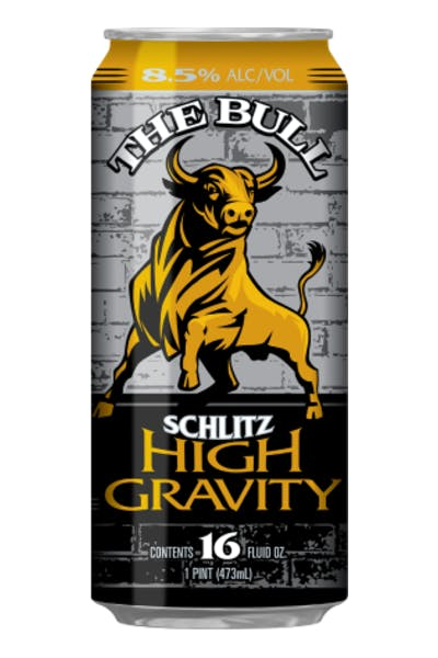 Schlitz High Gravity