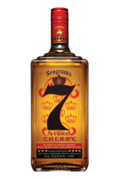 Seagram's 7 Stone Cherry