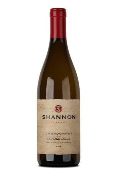 Shannon Ridge Reserve Chardonnay