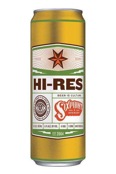 Sixpoint Hi-Res