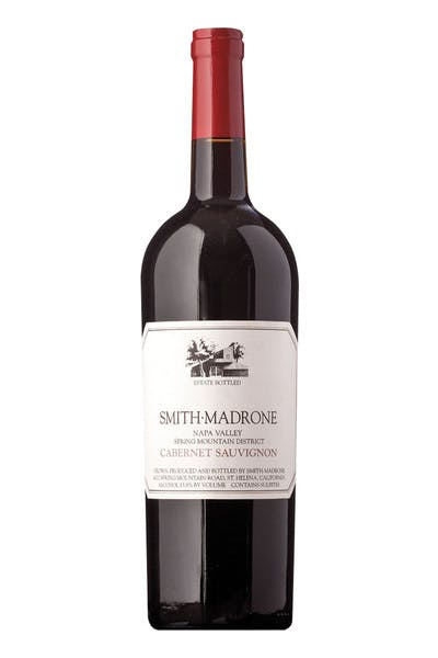 Smith Madrone Cabernet