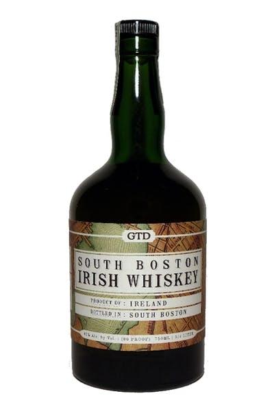 South Boston Irish Whiskey