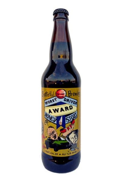 Spiteful Brewing Worst Driver Award